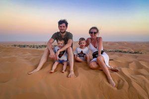 Dubaj – potovanje z otroki – 2. del