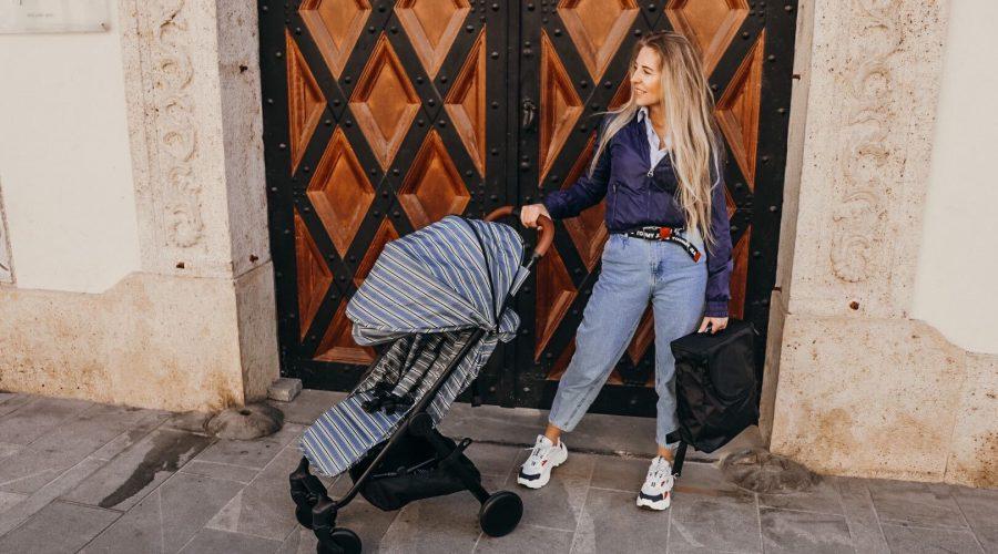 Elodie Mondo – voziček za vse priložnosti