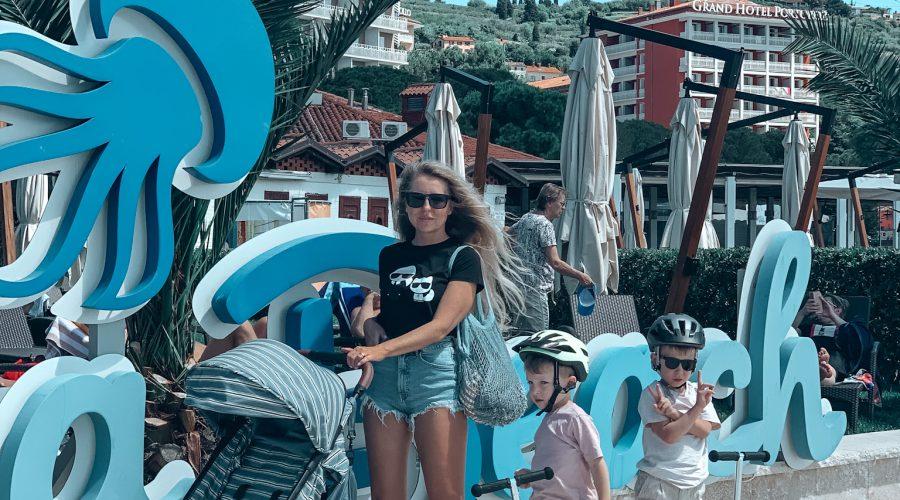 Aktiven družinski vikend na Slovenski obali