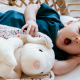 Whisbear: šumeče igračke, ki pomirijo dojenčka
