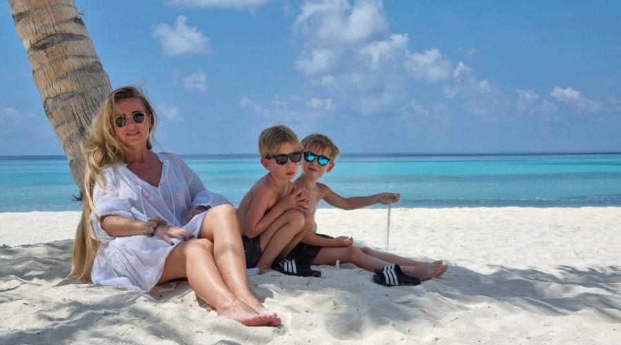Maldivi – potovanje z otroki – 1. del